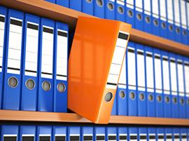 archiwizacja dokumentów i akt firmowych