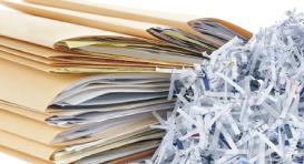 dokumenty niszczenie
